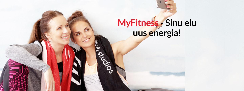 MyFitness - Sinu elu uus energia