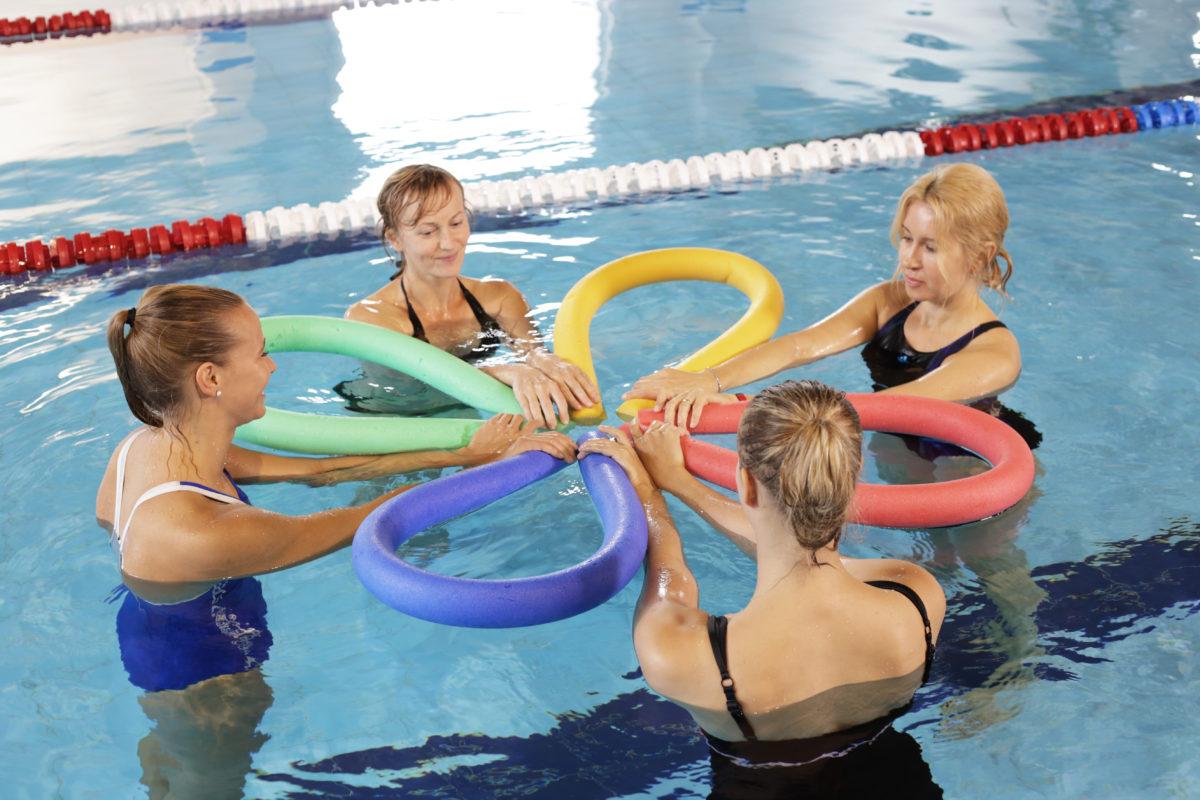 Aquafitness - Edzés és torna a vízben