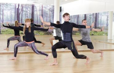 yoga fit jooga trenn tõhus