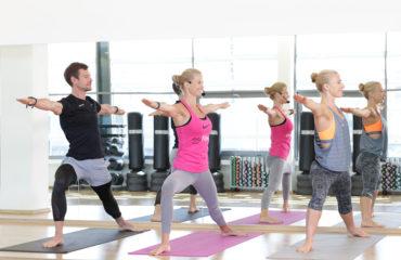 yoga pilates treening trenn keha meel