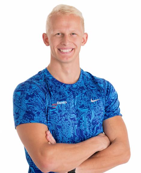 Karl Sutt Pärnu Personaaltreener