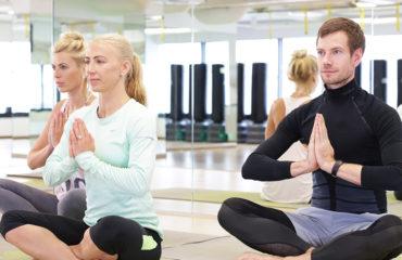 Yoga keha meel jooga meditatsioon