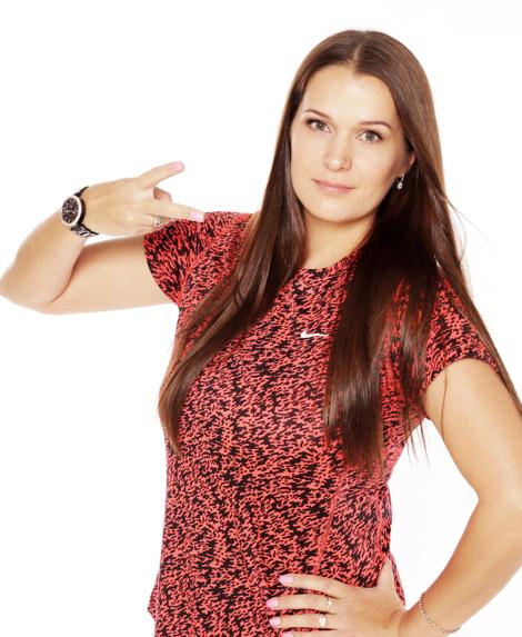 Darja Priss Rühmatreener