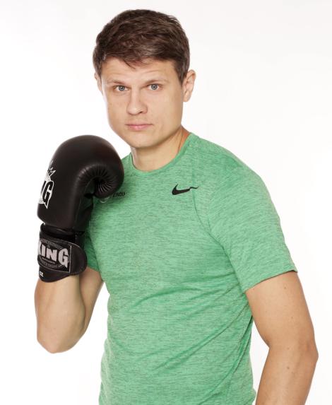 Stanislav Novikov Rühmatreener