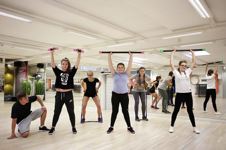 Teens Training Club