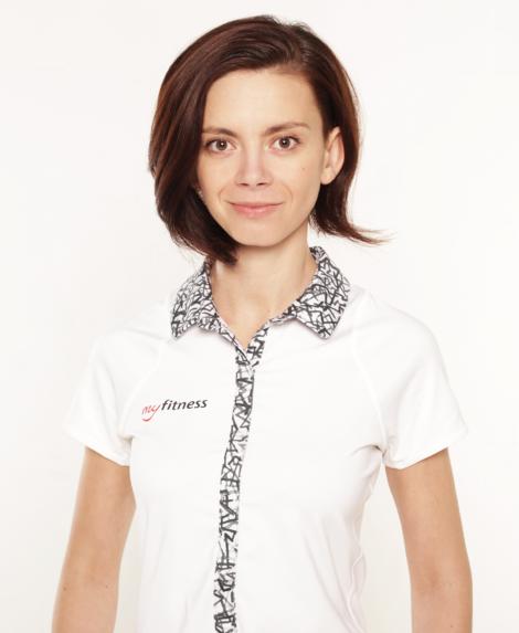 Julija Bessanova MyFitness Viimsi Admin