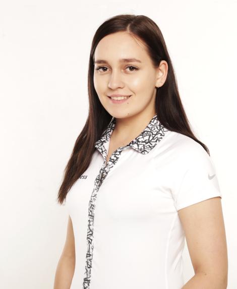 Karina Gorbatsevskaja MyFitness Pirita Admin