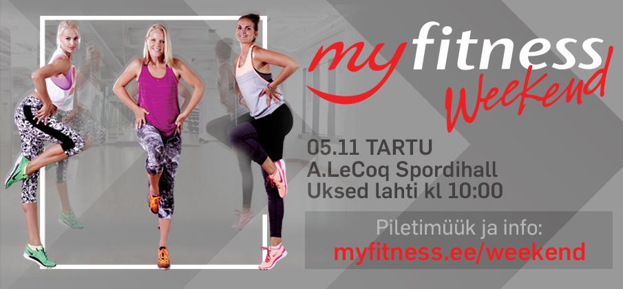 MyFitness Weekend 2016