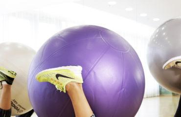 fitball pall lihastreening trenn
