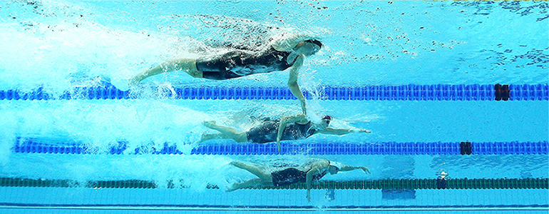 Sile Silk ujumisvõistlused MyFitness
