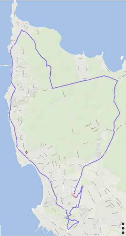 Viimsi Jooks 21,1 km