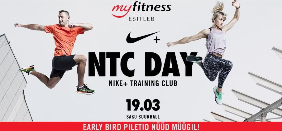 MyFitness esitleb: NTC Day