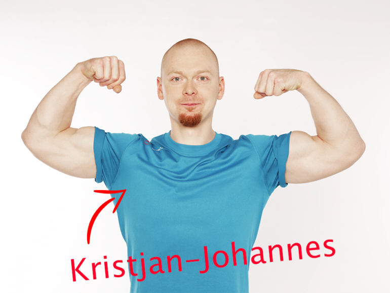 Kristjan-Johannes Konsap MyFitness personaaltreener