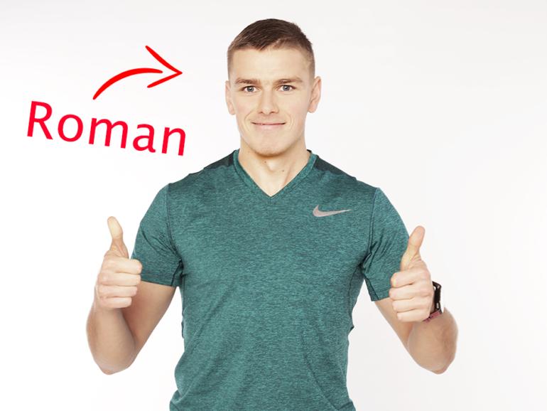 Roman Minlibajev MyFitness personaaltreener