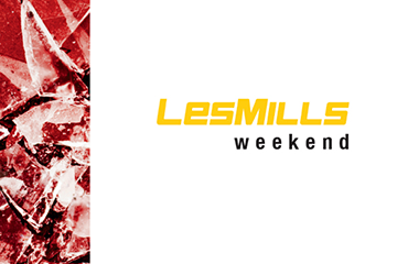 MyFitness Les Mills Weekend suvelaager 2017