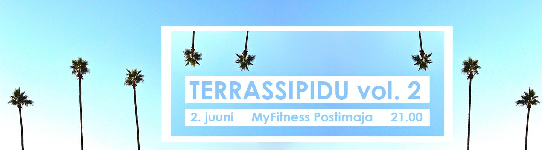 Terrassipidu MyFitness