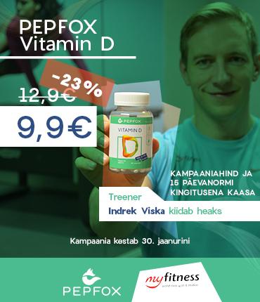 PEPFOX Vitamiind D